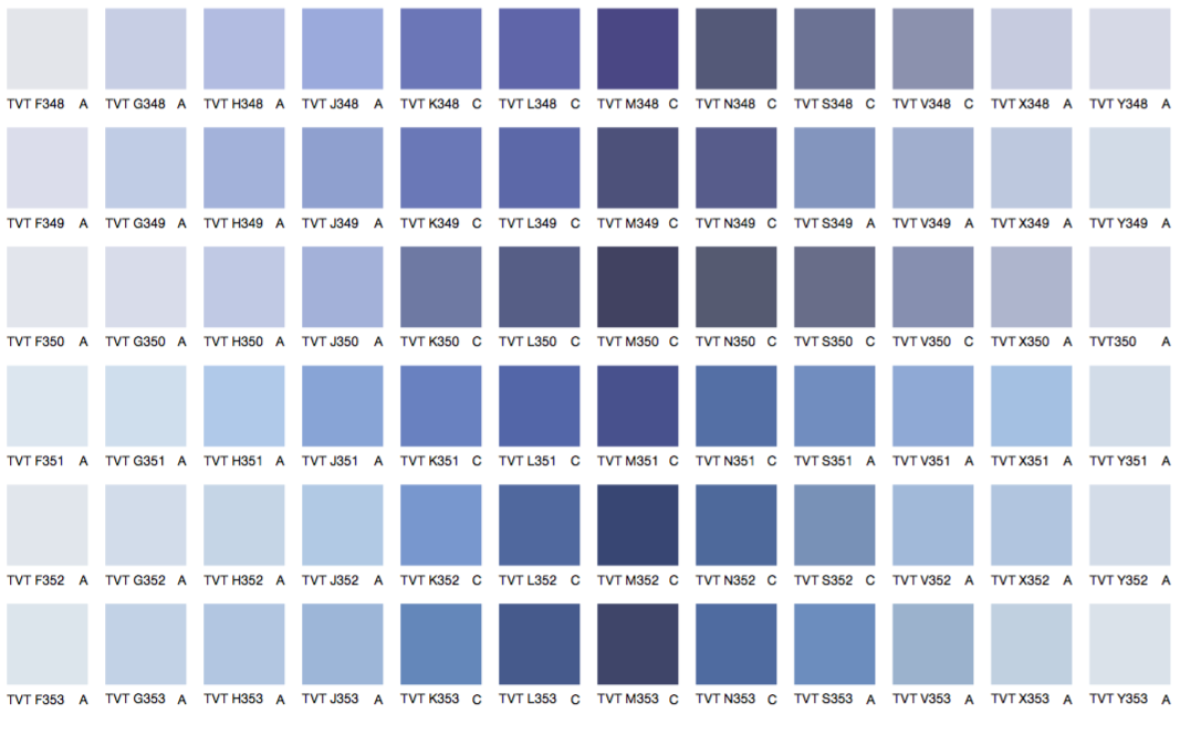 Синие цвета 1