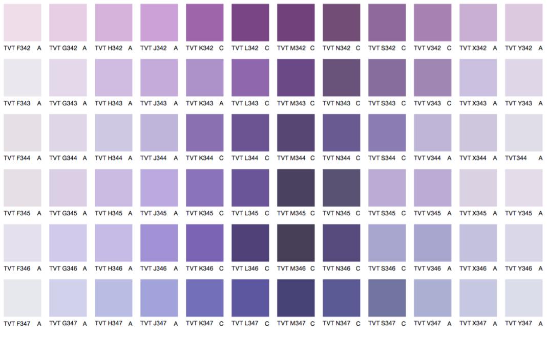 Фиолетовые цвета 2