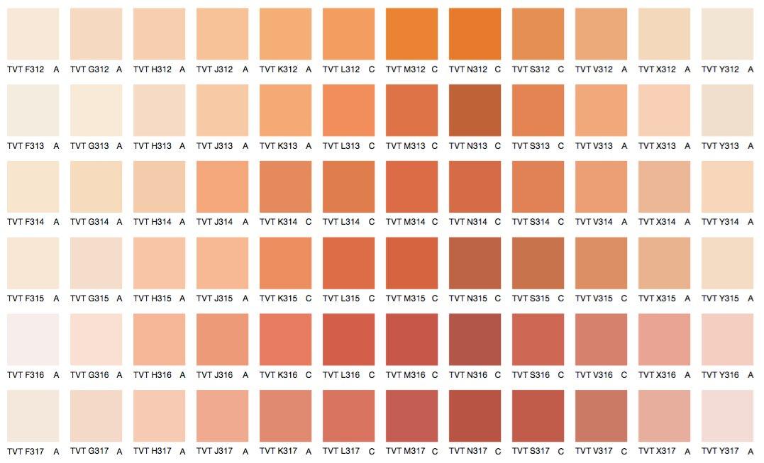 Желтые и оранжевые цвета 3