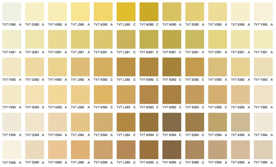 Желтые и оранжевые цвета 4
