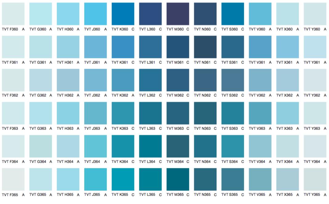 Синие цвета 3