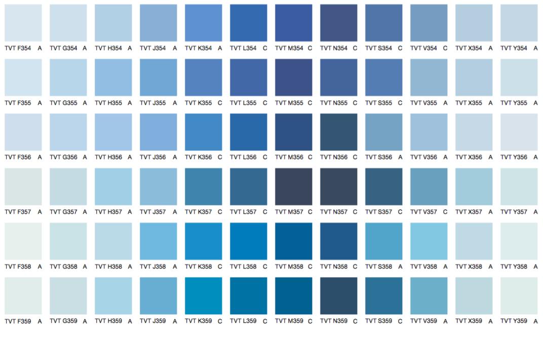 Синие цвета 2