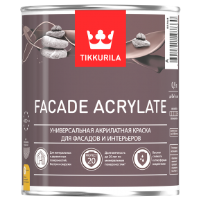 Facade Acrylate 0,9 A