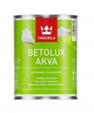 Полиуретано-акрилатная краска для полов Betolux Akva 0,9 л A