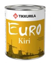 Алкидно-уретановый паркетный лак Euro Kiri 0,9 л (полуматовый)