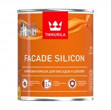 Facade Silicon 0,9 л VVA