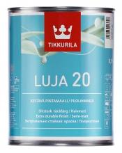 Особостойкая интерьерная краска для влажных помещений Luja 20 0,9 л A