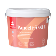 Интерьерный акрилатный лак Paneeli-Assa 10 EP мат 2,7 л