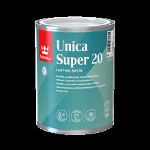 Износостойкий универсальный алкидный лак Unica Super 20 0,9 л