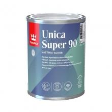 Износостойкий универсальный алкидный лак Unica Super 90 0,9 л