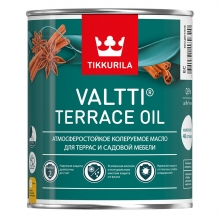 Valtti Terrace Oil 0,9 л