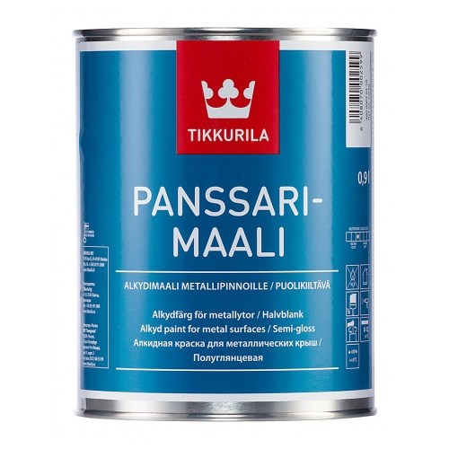 Panssarimaali 0,9 л A